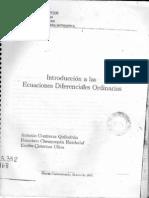 Apunte UdeC - Introduccion a Las EDO