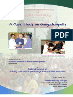 Casestudy on Gangadevipally