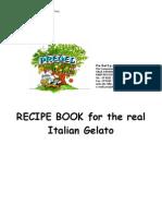 make italian gelato