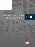 Guide to CE Marking of Structural Steelwork