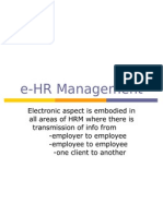 e-HR Management.ppt