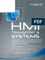 HMi Transport & Systems 2012_agenda