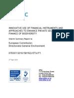 BD-Finance Interim-summary Eftec 210411