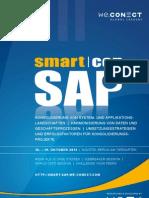 Smart.con SAP 2012_agenda