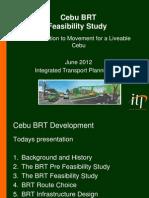 Cebu BRT Feasibility Study