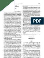 Decreto Lei 98/2010