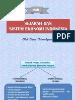 Sej Ekonomi Indonesia