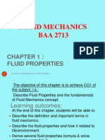 Chap. 1 Fluid Properties