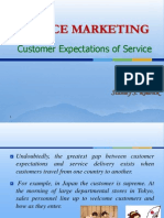 Chapter-4 - Customer Expectations of Service