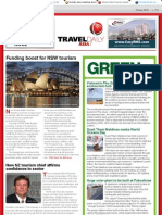 Emeraude Classic Cruises's the 8th Wine and Dine Cruise featured in Travel Daily Asia June 13, 2012 by Do Thuy Hang on Jun 14, 2012 Edit