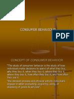 22300725 Consumer Behaviour Models