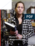 Master of Science in Statistical Data Analysis