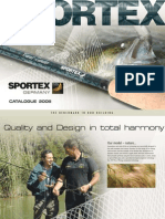 SPORTEX Catalogue 2008