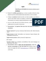Actividades recuperación_1º Bachillerato