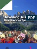 Unveiling Justice Rape Survivors Speak Out Research Report