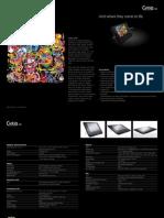 Wacom Cintiq 12WX Brochure