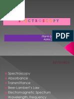 Expt6 Spectroscopy
