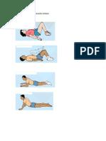 Exercitii Prntru Tratamentul Durerilor Lombare