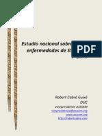Estudio SSC en España parte 1