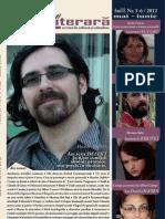 Revista Zona Literara Nr 5 - 6 Mai - Iunie 2012 Varianta pentru internet
