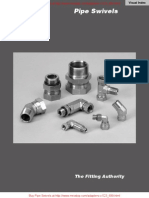 0107-6-8 Parker Male Pipe Adapter