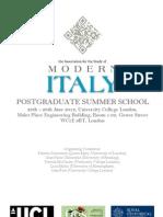 Summer School Programme 5