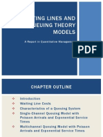 Waiting Lines and Queuing Theory Models (2)