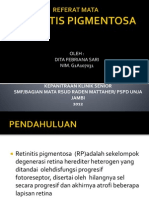 Referat Mata retinitis pigmentosa