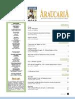 Revista Araucaria prueba