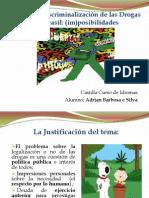 [PDF] Sobre la Descriminalización de las Drogas en Brasil - ESPAÑOL