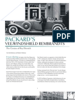 Pebble Packard Dietrich Article