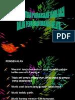 Slide Proposal Masalah Tanda Baca