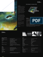 Wacom Cintiq 24HD Tablet Brochure