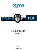 PrimeFaces - Users Guide 3_0_RC2