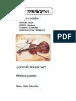 Suite Terrìgena No. 3. GUABINA SONATINA.