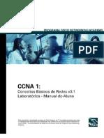 Manual dos laboratórios - CCNA1 v3.1