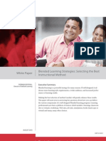 Blended Learning Strategies WP