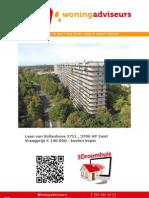 Brochure Laan Van Vollenhove 2711 Te Zeist