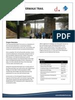 Anacostia Riverwalk Trail Fact Sheet