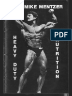 Mike Mentzer - Bodybuilding - Heavy Duty Nutrition - Complete