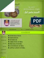 al-Bay' Bithaman Aajil