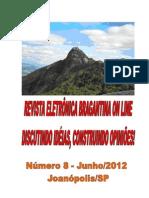 Revista Eletrônica Bragantina On Line - Junho/2012