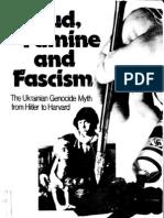 Tottle, Douglas - El fraude, la hambruna y el fascismo. El mito del genocidio ucraniano de Hitler a Harvard (1987) - Stalin - Holodomor