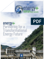 Energy+ Side-event Programme