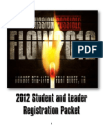 FLOW 2012 Registration