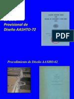 La Guía AASHTO-72