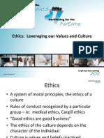 2011 Sales Meeting Ethics