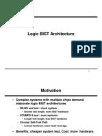 L11 Logic BIST Architecture