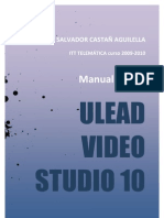 MAnual Editor de Video Ulead