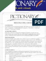 Pictionary - Gioco Da Tavolo (Tutto Per Giocare)